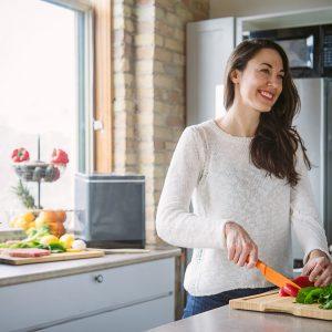 Compostor de Cozinha 2kg (bancada)