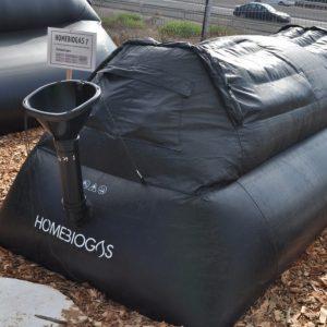 HOMEBIOGAS – Biodigestor 7.0 m3